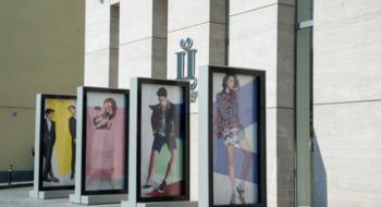 Универмаг «Цветной» в Москве - яркий цвет модного шопинга