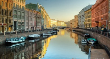 Шопинг в Санкт-Петербурге