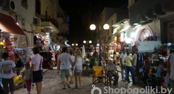 Шопинг в Греции: остров Кос