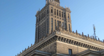Торговый центр Zlote tarasy в Варшаве