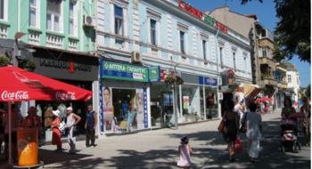 Магазины в Бургасе, или Шопинг в Болгарии