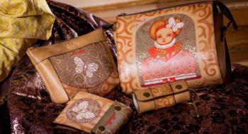 """Кожаные сумки ручной работы в интернет-магазине """"КАЖАН"""""""