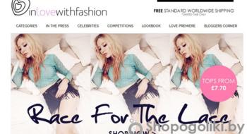 Лучшие платья от интернет-магазина INLOVEWITHFASHION