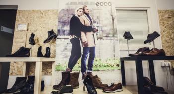 Пресс-день датского бренда Ecco прошел в Минске