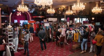 Фотоотчет с Весеннего Central Fashion Market