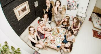 """""""Пижамная вечеринка"""" от BELARUSACHKA: нежность, женственность, весна"""