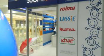 Детская обувь Kuoma и финская зимняя одежда Reima и Kerry – теперь можно купить и в Минске!