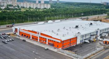 Открытие нового торгового центра «Корона»