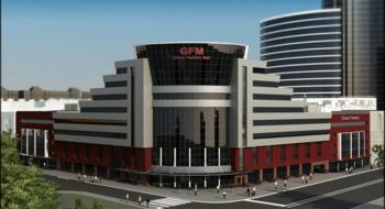 Grand Fashion Mall - торговый центр по ул. Кальварийская