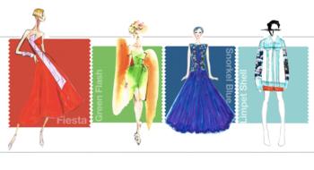 10 модных цветов на белорусском подиуме: для блондинок и не только