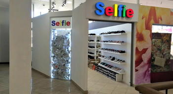 Модные кеды и кроссовки в новом магазине Selfie