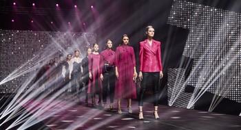 В Минске вновь зажглись огни Brands Fashion Show