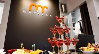 28 августа в магазине M.Reason презентация новой коллекции и не только!