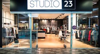 """В ТЦ """"Замок"""" открылся новый мультибрендовый магазин STUDIO 23"""