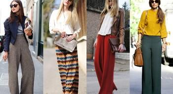 Разыскивается: где в Минске можно купить широкие брюки