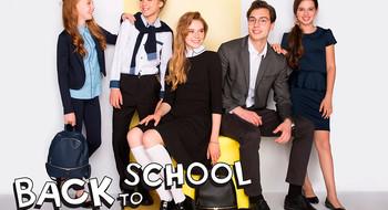 Новая коллекция школьной формы Gloria Jeans
