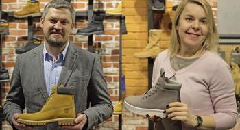 В Минске открывается первый лицензионный магазин Timberland
