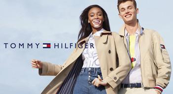 TOMMY HILFIGER представляет новую коллекцию весна 2020