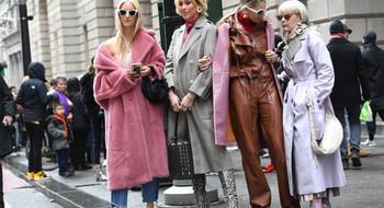 Верхняя одежда. Что будет модно и актуально носить осенью-зимой 2019-2020
