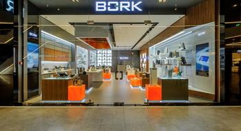 В Минске открыли первый бутик BORK с кулинарной зоной