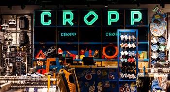 В Минске открылся магазин CROPP