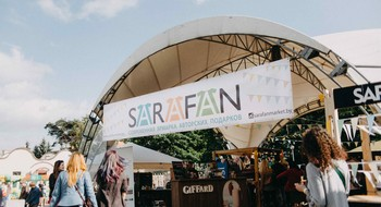 Праздничный марафон подарков SARAFAN в ТРЦ «PALAZZO»