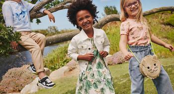 H&M И ХУДОЖНИЦА КАРОЛИНА КИЯК ВСТРЕЧАЮТ ВЕСНУ СОВМЕСТНОЙ ДЕТСКОЙ КОЛЛЕКЦИЕЙ