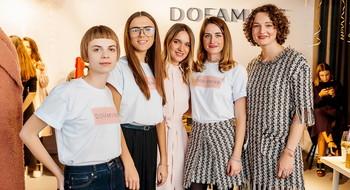 21 октября состоялось открытие шоу-рума Dofamine Studio