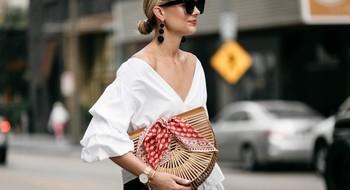Плетеные сумки: модели, стоимость и магазины