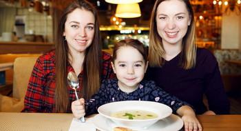 Что заказать ребенку в ресторане? Советы диетолога