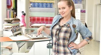 Что готовит для белорусских модниц магазин тканей Наташи Поткиной?