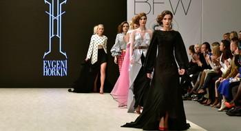 Показ коллекции Evgeni Horkin brand