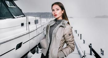 Прогноз одежды на зиму с магазином M.Reason