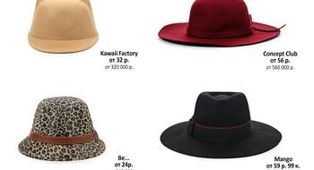 Вещь дня: шляпа