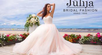 Wedding Days BFW представляет латвийский бренд Julija Bridal Fashion