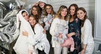 Пижамная вечеринка в стиле Etam