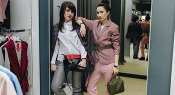 Шопинг-экскурсия со стилистом в ТЦ «Скала». Фотоотчет