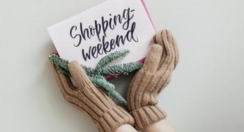 Shopping-weekend: 1-2 декабря