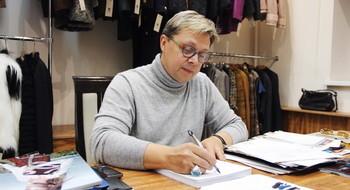 Юрий Кот представит коллекцию на Belarus Fashion Week