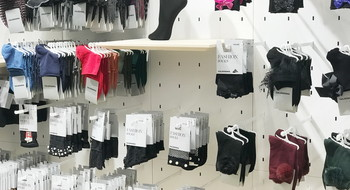 Фотоотчет: цены и ассортимент в магазине Calzedonia в Минске