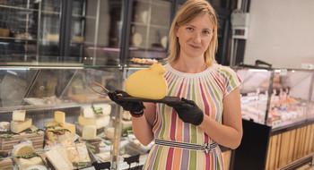В Беларуси выпустили два новых сорта крафтовых сыров