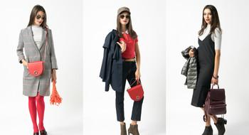 """Прогноз одежды на осень: образ на каждый день в ТЦ """"МОМО"""""""