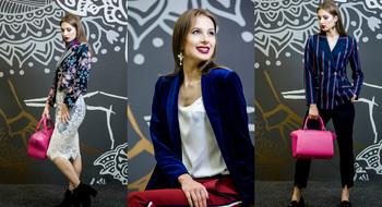 Как мы собрали за 30 минут 7 стильных городских look'ов с белорусским брендом