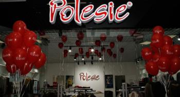 Открылся магазин Polesie нового формата