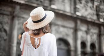 Что такое шляпы канотье?