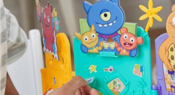 Забавные и ужасно страшные детские игрушки к Хеллоуину