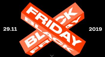 Black Friday на lamoda.by пройдет 29 ноября