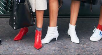 Какую обувь мы будем носить весной и летом 2020