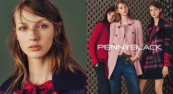 Открытие магазина женской одежды и аксессуаров PENNYBLACK
