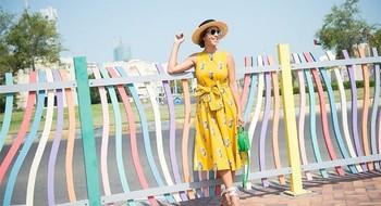 Красивые весенние платья для любого типа фигуры